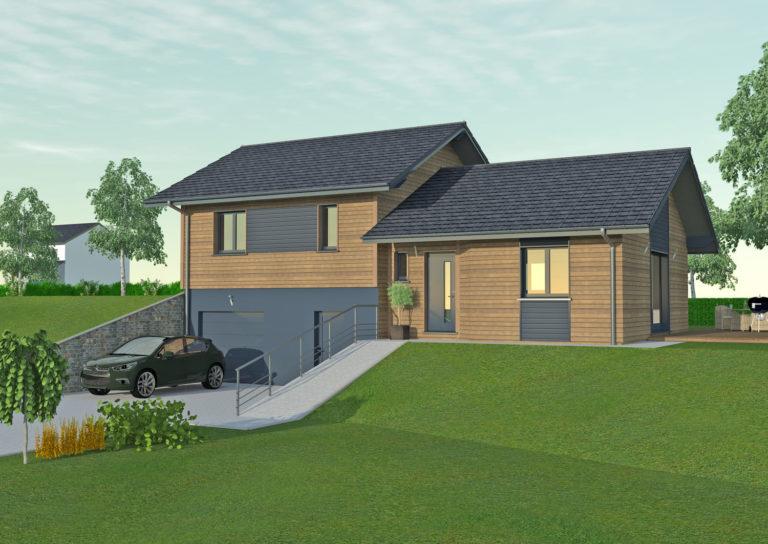 Prix Construction Maison Constructeur De Maisons Individuelles En Lorraine Et Rhone Alpes