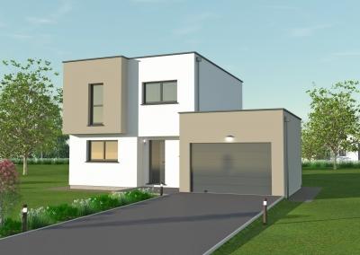 MAISON-Commercy-55200-105m²- 186000euros