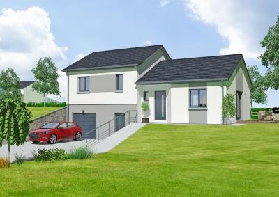 MAISON-Contrexéville-88140-88m²- 163000euros